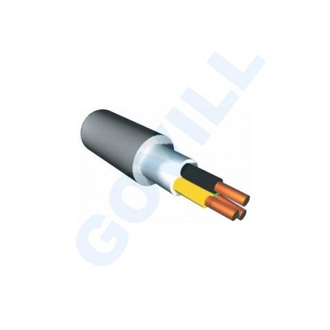 3X1 5 kábel tömör